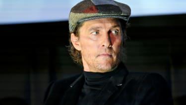 Matthew McConaughey.