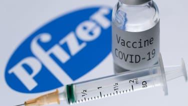 Pfizer vaccine.