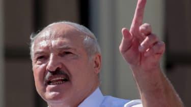 Alexander Lukashenko.