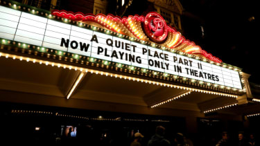 A Quiet Place Part II screening
