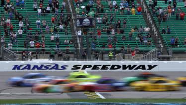 Kansas Speedway.