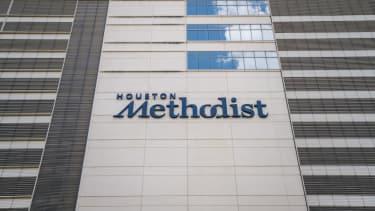 Houston Methodist Hospital.
