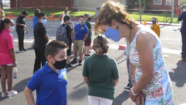 Washoe County Schools Superintendent Kristen McNeill