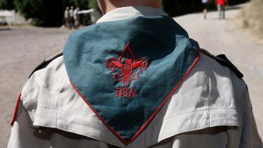 A Boy Scout uniform.