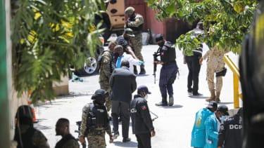 Haitian president's assassination
