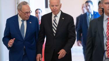 Chuck Schumer, Joe Biden