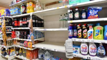 Tesco supermarket in