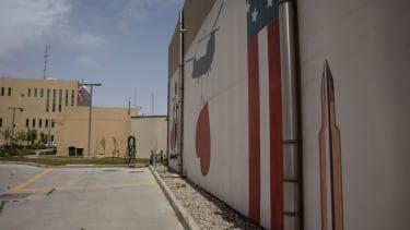 U.S. embassy in Kabul.