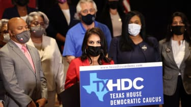 Members of the Texas House Democratic Caucus.