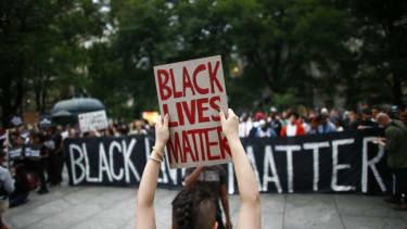 Black Lives Matter protestors.