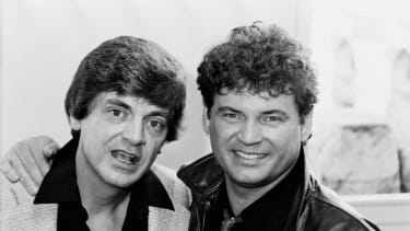 Phil Everly and Don Everly.