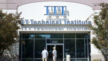 An ITT Tech school in California.