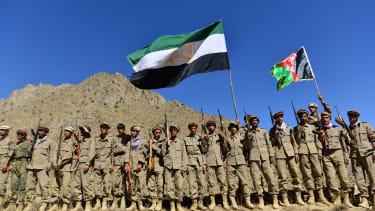 Anti-Taliban forces
