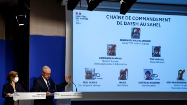 France announces ISIS death
