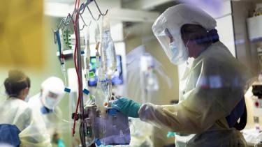 An ICU nurse in Boise.