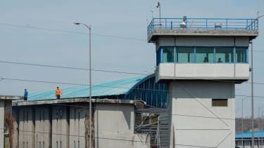 Ecuador prison riot