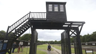 The Stutthof concentration camp in Sztutowo, Poland.
