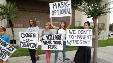 Anti-maskers.