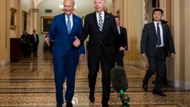 Schumer and Biden.