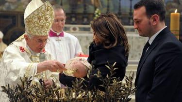 Baptism at Vatican