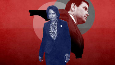 Val Demings and Marco Rubio.