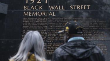 A Tulsa memorial