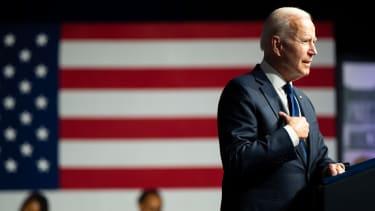Biden speaks in Tulsa