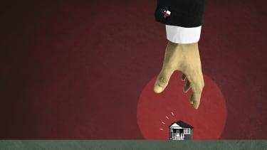 A big hand.
