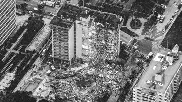 The Miami condo collapse.