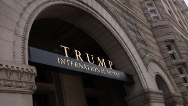 A Trump hotel