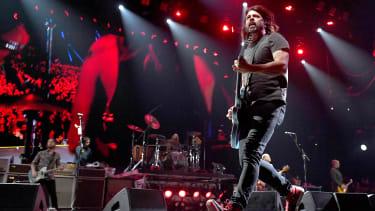 Foo Fighters.