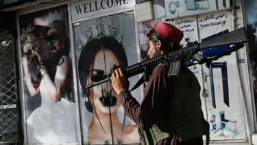 Taliban fighter.