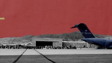 An airlift.
