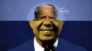 President Biden and Jimmy Carter.