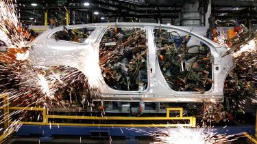 A GM plant