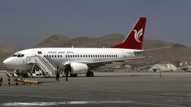 Hamid Karzai International Airport.