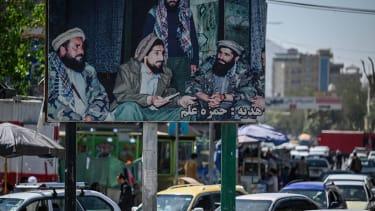 Kabul traffic