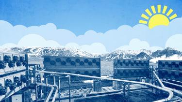 Carbon capture.
