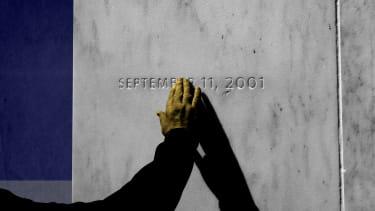 A September 11 memorial.