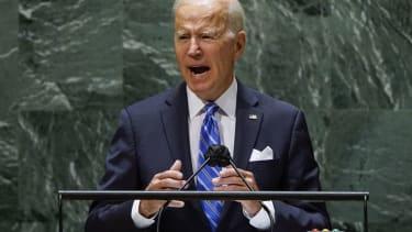 Biden addresses the U.N.