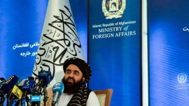Amir Khan Muttaqi.