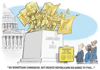 Republicans' new Capitol statue