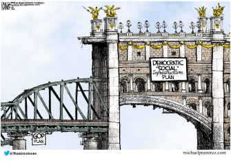 The Democratic bridge