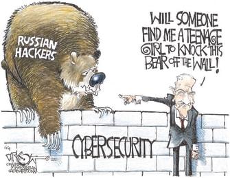 The fearless Biden