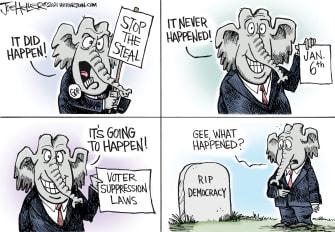 What will happen