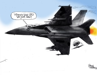 The USA and UFOs