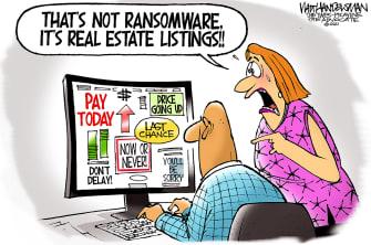 Real estate craziness