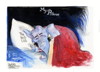 The GOP's MyPillow