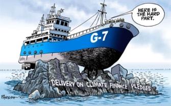 climate titanic