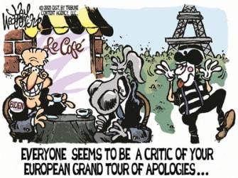 International apology tour